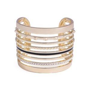 Stephanie Cuff Bracelet